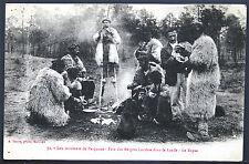 Leu Mouleute de Pasquous - Fete des Bergers Landais dans la Lande Le Repas SRP33