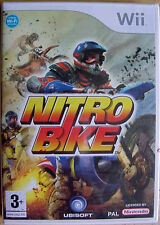 "Nitrobike (Wii, 2008) BRAND NEW (german import) ""rare"""
