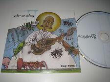 DREDG Bug Eyes 1-Track-CD Cardsleave  2005 (Deftones, Mars Volta, Muse, Tool)