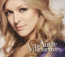 CD Annie Villeneuve by Annie Villeneuve 2009 NEW SEALED