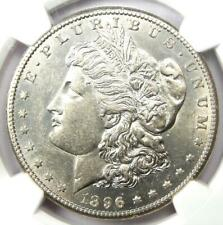 1896-S Morgan Silver Dollar $1 Coin - Certified NGC AU55 - Near MS / UNC!