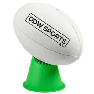 Rugby SUPER TEE - VOLC - Dan Carter Kicking Tee In Green From SUPERTEE