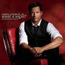 Harry Connick Jr - What A Night! A Christmas Album - CD Album Damaged Case