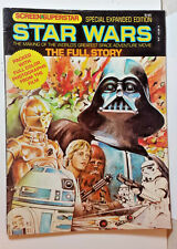1977 Screen Superstar Special Edition Magazine- Star Wars Special Issue (M5899)