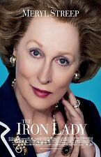 "The Iron Lady movie poster (b) - 11"" x 17"" inches - Meryl Streep poster"
