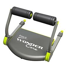 Wonder Core Smart Fitness Equipment Black/Green