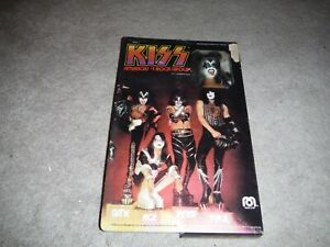 KISS Gene Simmons Doll  MEGO 1977  Action Figure with Box