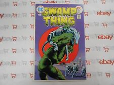 Swamp Thing #17 (July 1975, DC) VF 8.0 Nice Solid copy