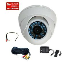 480TVL CCTV Security Camera Day Night Vision Infrared LED Indoor Outdoor 4pk
