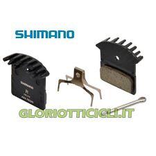 Shimano J02a Ice-tech pastiglie freno con Alette raffreddonneto resina per a