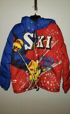 Men's Polo Ralph Lauren Retro Ski 92 USA 1992 Downhill Skier Down Jacket (S,M,L)