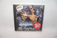 Jeu Playstation 1 PS1 SHADOW MAN Acclaim PAL Complet + manuel