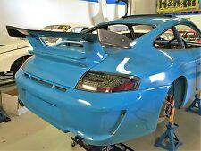 Porsche 911 996 to 997 GT3 2nd Gen. Rear Bumper  New!!  % USA MAde Poly %