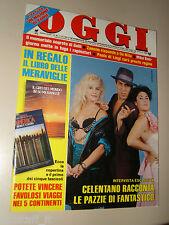 OGGI=1987/40=ADRIANO CELENTANO=LICIO GELLI=ALFA ROMEO 164=LUIGI SALA=SARPANEVA=