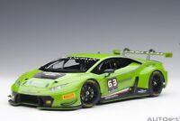 81529Lamborghini Huracán GT3 (verde mantis 4-layer/pearl green) , 1:18 Autoart
