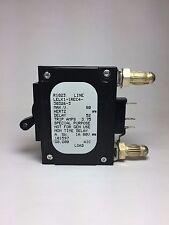 LELK1-1REC4-30326-3, 101597, 3 Amp Single Pole, Bullet, Black Handle, 3 Pins