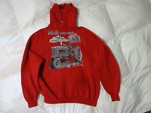 Ladies  Sweatshirt, Hoodie, Tractor, XL,XG,TG  Jerzees, Classic Farm Power