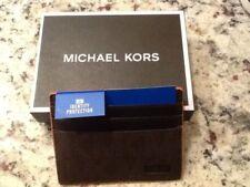 de76c4fc76e840 Michael Kors Card Case Wallets for Men for sale | eBay