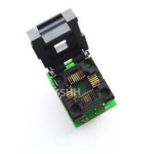 Flap Plcc32 To Dip32 Programmer Universal Converter Adapter Socket New