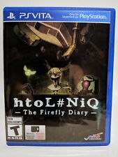 htoL#NiQ The Firefly Diary -PS Vita- Replacement Case *No Game*