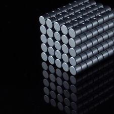 5x Neodym Scheiben Magnete D4x3 NdFeB N45 700g stark rund