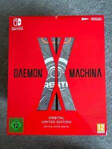 Nintendo Switch Daemon X Machina Orbital Edition Mech (MINT)