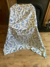 LAURA ASHLEY COUNTRY FLORAL  FULLY LINED CURTAINS W130 x L140cm