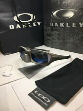 Very Rare Oakley Magnesium Mag Switch Titanium Copper Blue Ice Sunglasses