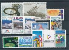 [315976] Andorra good lot of stamps very fine MNH