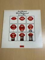 Andy Warhol's Velvet Underground Featuring Nico Vinyl LP 2354010 A//2 ▽ 420 W