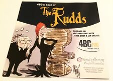 THE RUDDS 4BC Best Of CD Comedy JAMIE DUNN & IAN CALDER kevin rudd julia gillard