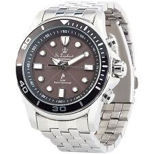 Funkuhr: Herren-Armbanduhr mit Funk und Solar (Funk Uhr Herren)