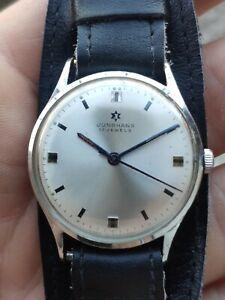 Vintage men's german Junghans hand-winding watch cal.620.00