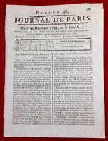 Bellême en 1789 Orne Normandie Favras Gardes Suisses Révolution Française