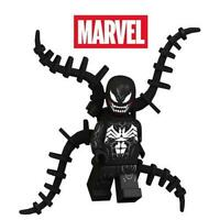 Venom Marvel Custom Minifig Mini Figure Minifigure 191