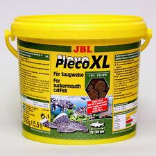 JBL NovoPleco XL 5,5 L Novo Pleco XL Futterchips für Algenfresser