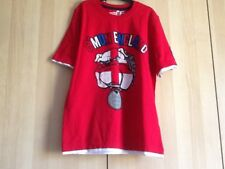 Children's Football sports top age 9-10 Logo England and C'Mon England