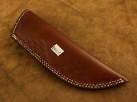 Alistar UK Handmade Multi Carry couteau Vache Masquer fourreau en cuir Bush Craft CM-216