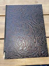 New ListingVintage Kodak 1946 Eau Claire Senior High School Eau Claire Wi Yearbook