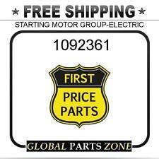 1092361 - STARTING MOTOR GROUP-ELECTRIC  fit CATERPILLAR (CAT)