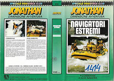 NAVIGATORI ESTREMI (1986) vhs ex noleggio