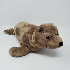 "Wild Republic Realistic Sea Lion Plush Stuffed Animal 16"" Marine Real Life Soft"