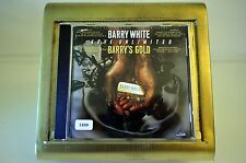 """CD1209 - Barry White - """"Love unlimited"""" - Barry's Gold - Soul"""