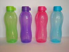 Tupperware Aqua Safe 500 ml Bottles Set Of 4 Multicolor Polypropylene(PP) Water