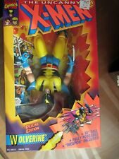 "Toy Biz Marvel Comic 10"" Deluxe Edition X-Men Wolverine Lot of 6 New"