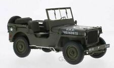 WILLYS Jeep MB US Army 1942 1/18 -Vert