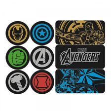 Official Marvel Comics The Avengers Epoxy Fridge Magnet Set