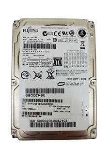 """Fujitsu MHV2160BT PL Laptop 160gb 2.5"""" Sata Hard Drive"""