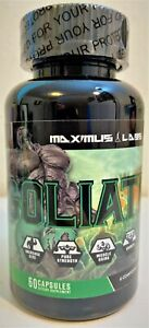 Maximus Labs Goliath 4 Compound Quad-Stack Extreme Mass, 60 Capsules