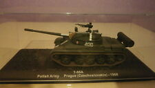 Altaya T-55 Polish Army Prague 1968  1/72 Scale.